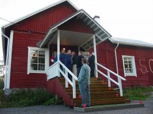 Seurantalo sijaitsee Haralanvaaralla ja on toimintamme keskuspaikka